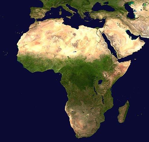 EMR en Afrique et au-delà