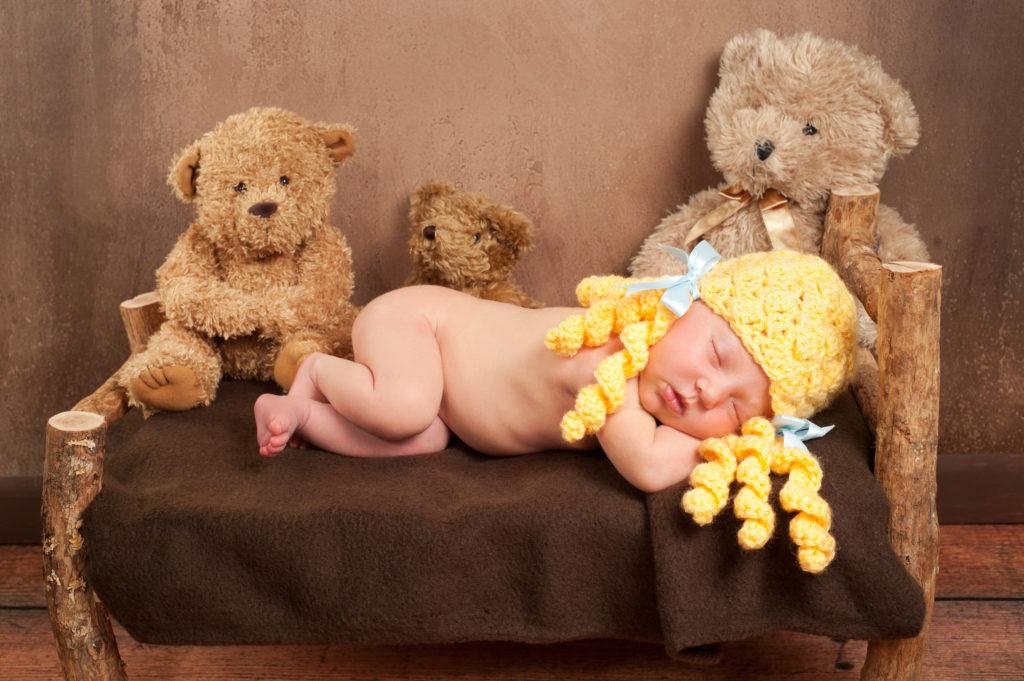 Goldilocks na huzaa tatu